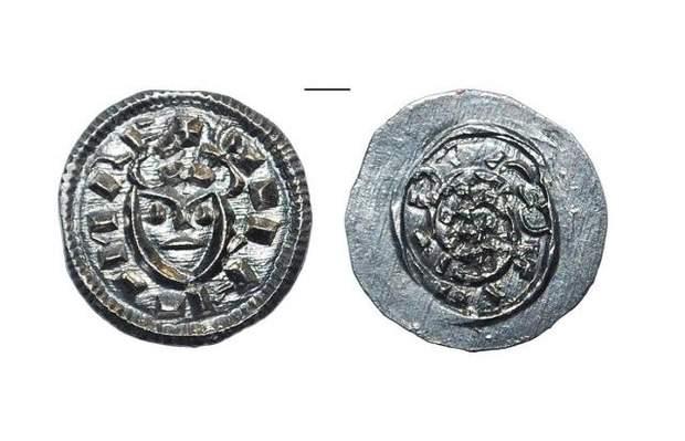 в ужгороді знайшли унікальну монету, декар