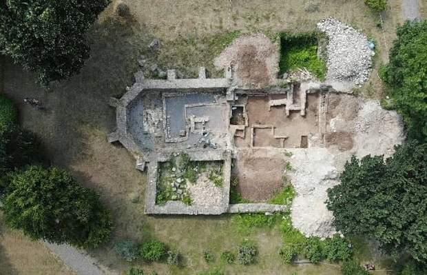 Розкопки в ужгороді