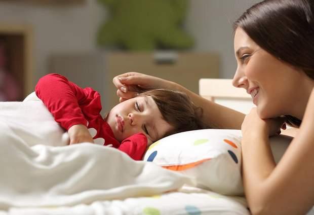 Здоровий дитячий сон