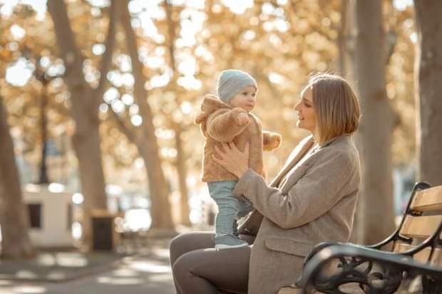 Прогулянка з дитиною