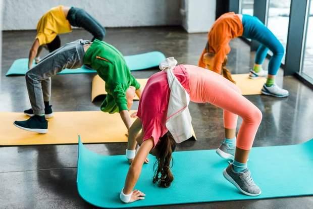 Діти та спорт
