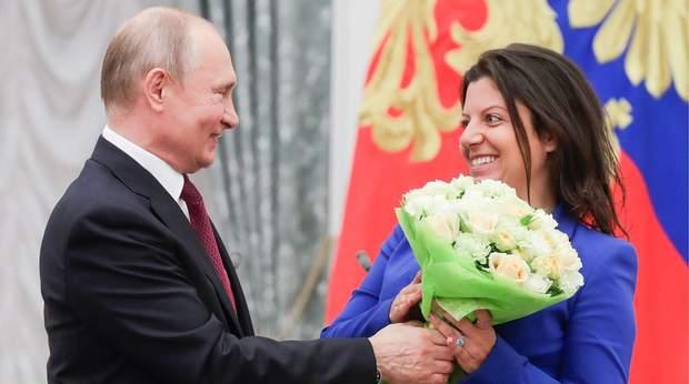 Блеф Путіна: навіщо Симоньян закликає до анексії Донбасу?