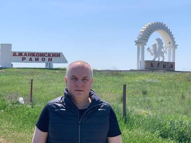 Нестор Шуфрич у Криму