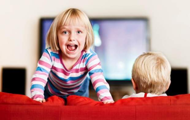 Вплив реклами на дитину