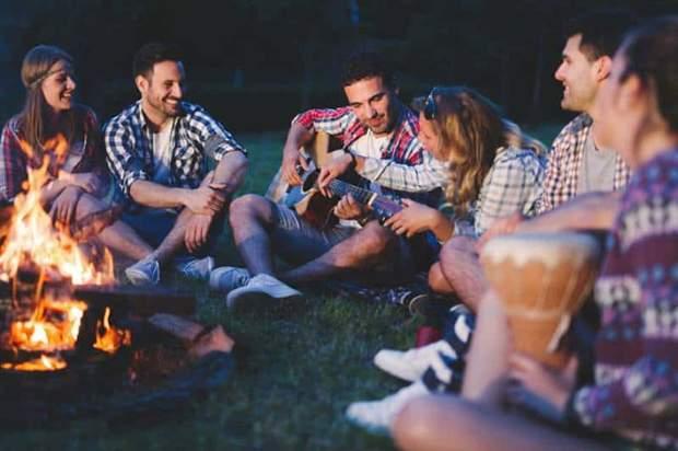 Знайомство з друзями
