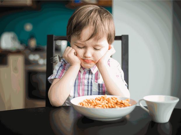 Дитячий апетит