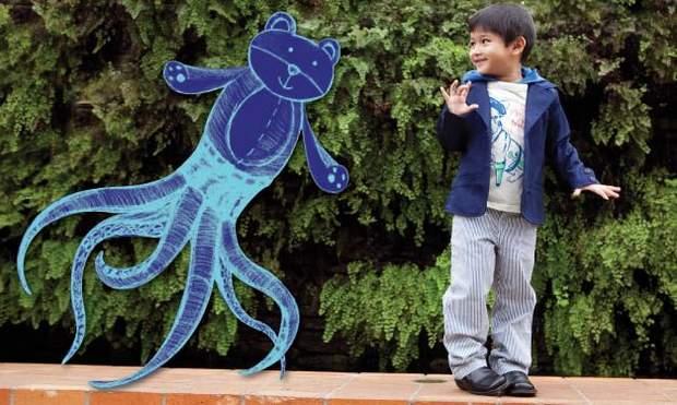 Уявні друзі дитини