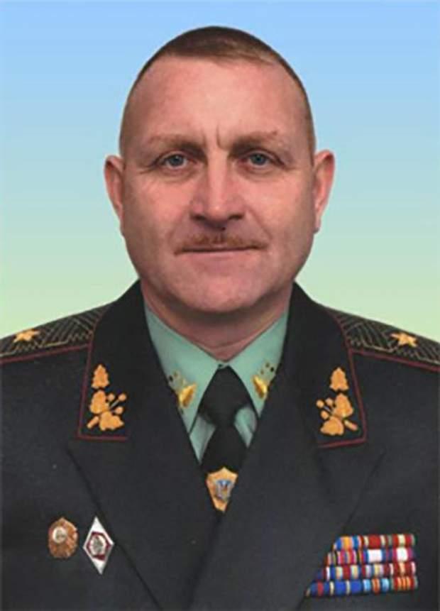 Сергій Кульчицький, герой України