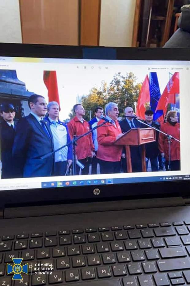 СБУ провели обшуки в організації Медведчука