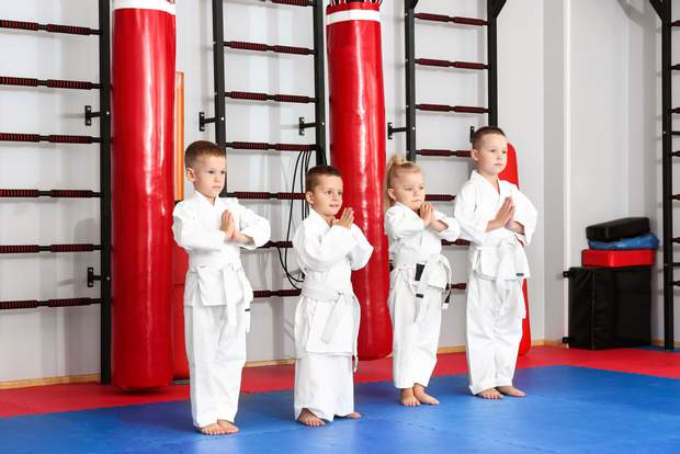 Заняття спортом для дітей