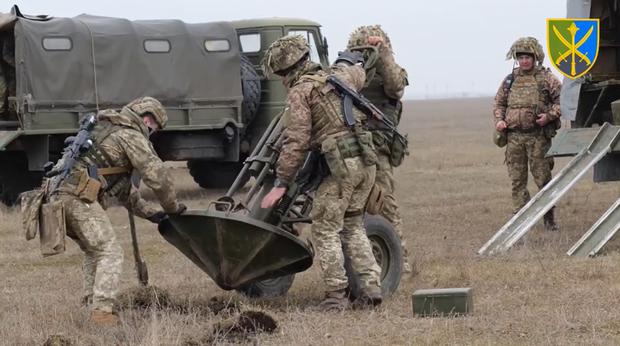 Військові навчання Крим ЗСУ