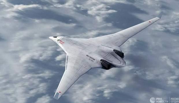 Росія новий бомбардувальник НАТО