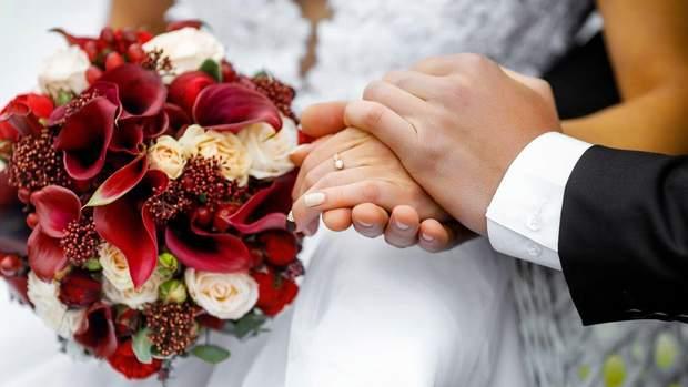 Весілля з іноземцем
