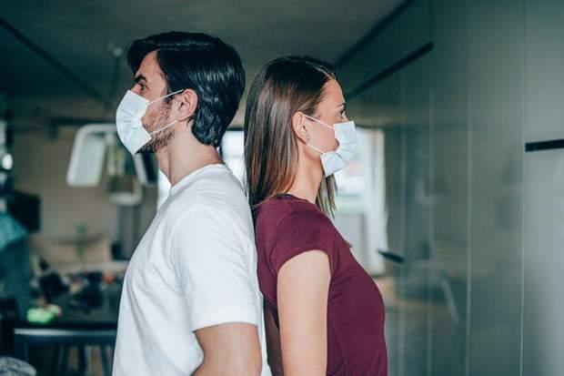 Стосунки під час пандемії COVID-19
