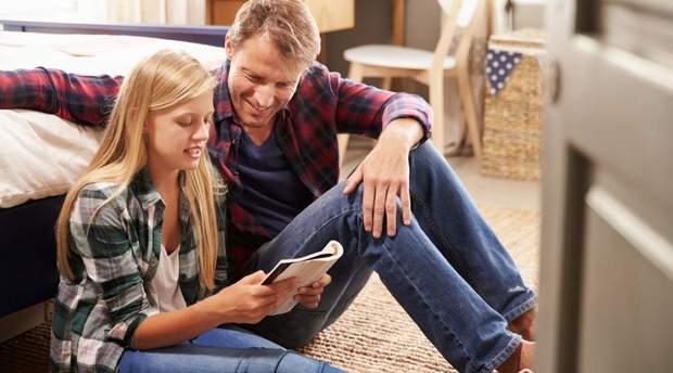 Спілкування з підлітком