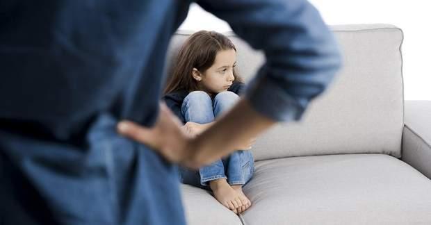 Фізичне покарання дітей