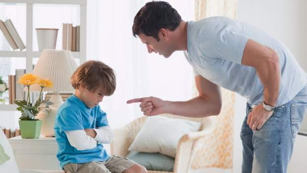 Погана поведінка дитини