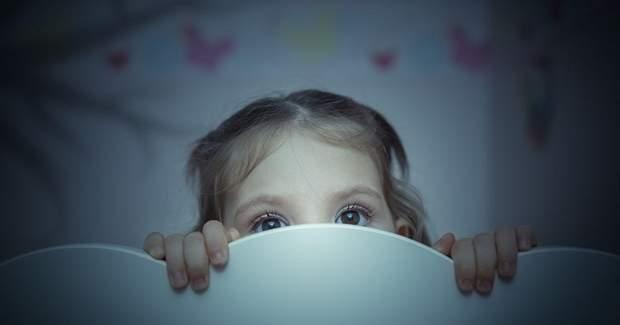 Страх темряви у дитини