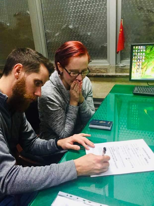 Підписання документів