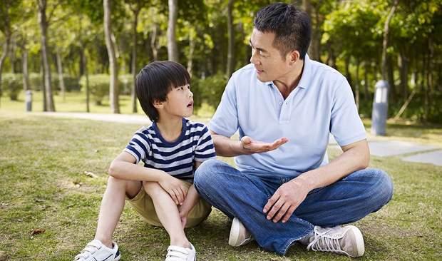 Розмова з дитиною