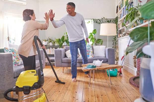 Прибирання вдома