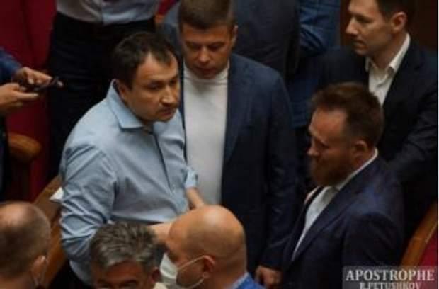 Депутати побились у Раді
