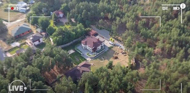 Маєток Юзіка біля Києва