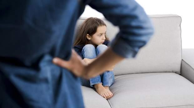 Агресія до дитини
