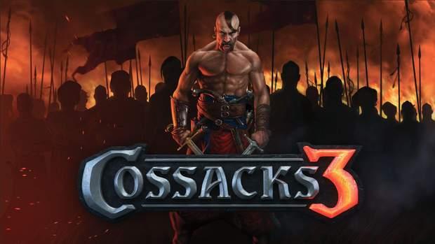 Обкладинка гри Cossacks 3 / Фото Cossacks3