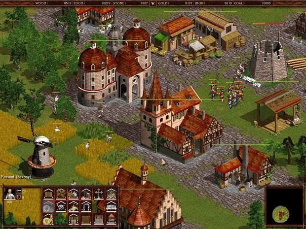 Скриншот з гри Cossacks: European Wars / Фото Іnstant-gaming