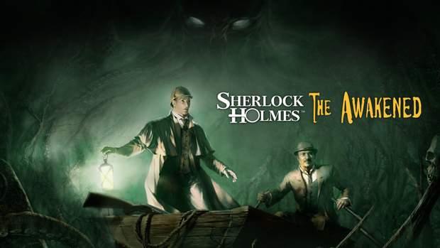 Постер гри Sherlock Holmes: The Awakened / Фото Steam