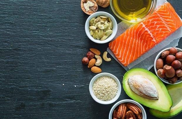 Для того, чтобы получить достаточно жирных кислот, нужно сбалансировать рацион
