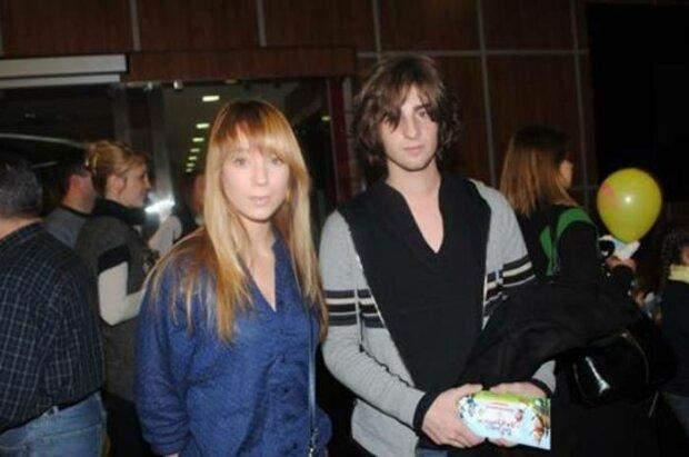 Світлана Тарабарова з Володимиром Дантесом