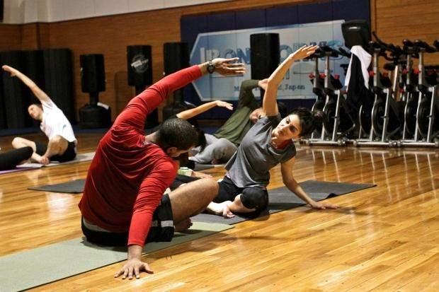 Регулярные тренировки поддерживают организм и замедляют старение