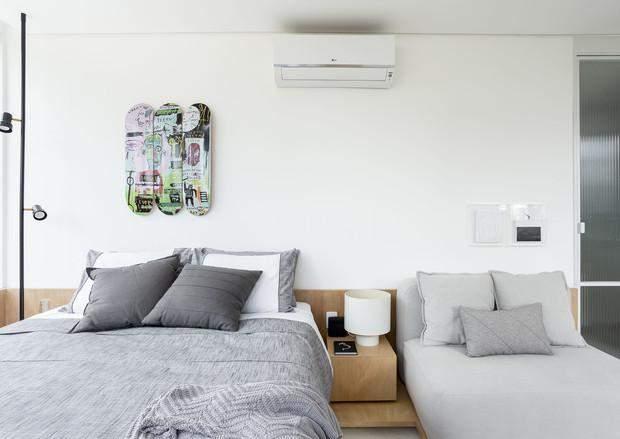 Декор показує, що квартира належить студенту