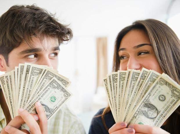 Витрачати гроші