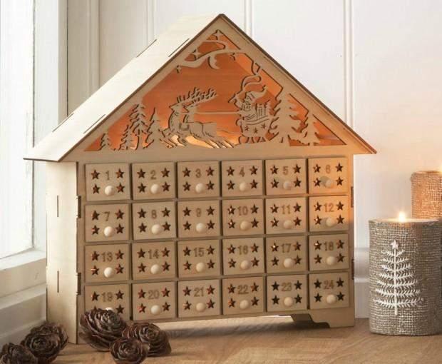 Календар призначений для створення для атмосфери свята