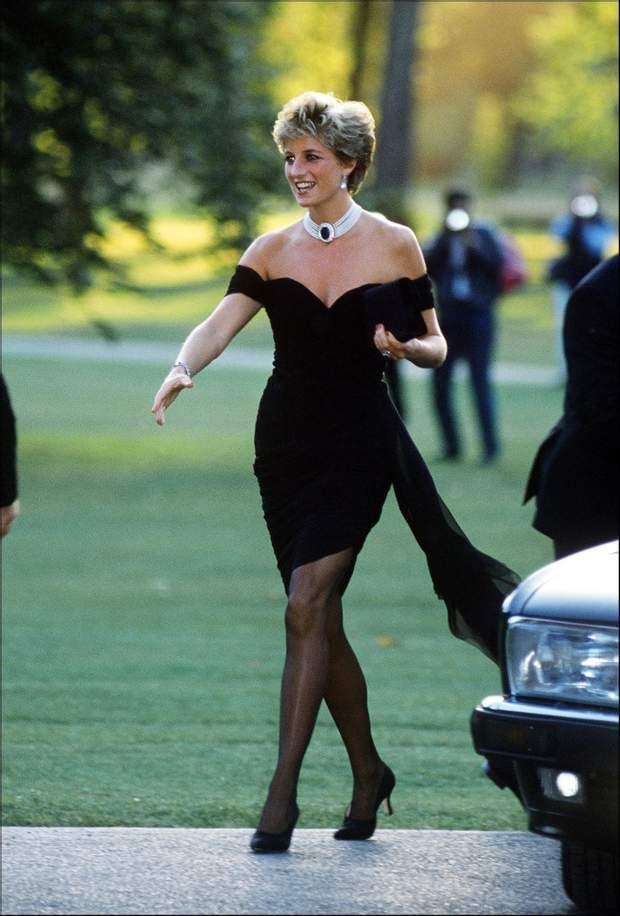 Плаття помсти принцеси Діани