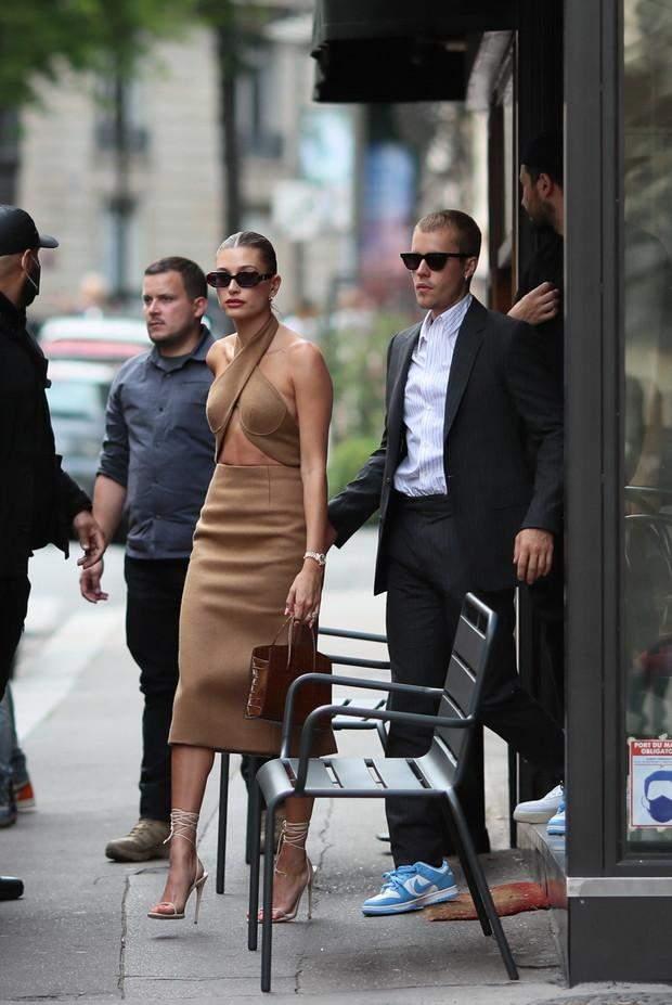 Образ Гейлі та Джастіна Бібера в Парижі / Legion Media