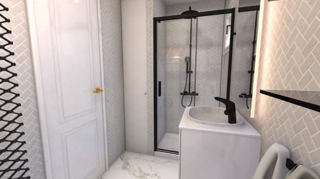 Чим більше душова кабіна – тим комфортніше