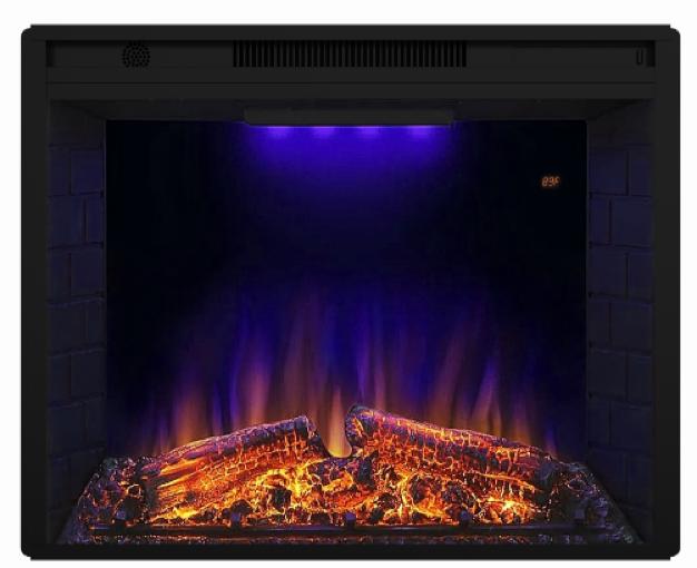 На фото електрокамін Royal Goodfire 28 LED. Детальніше можна дізнатися на фірмовому сайті royal-flame.com.ua