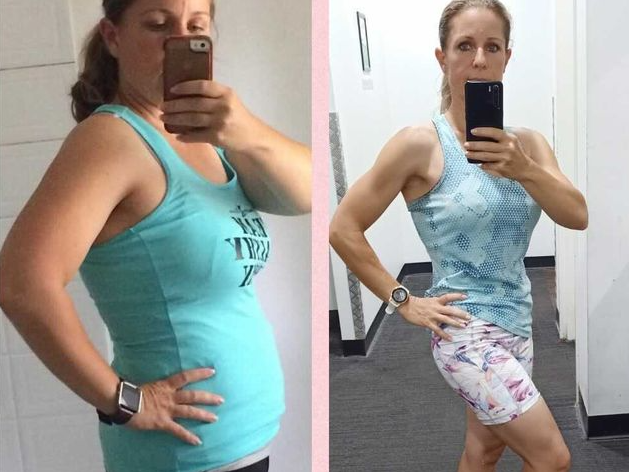 Після схуднення австралійка почала більше проводити часу з дітьми та насолоджуватися життям