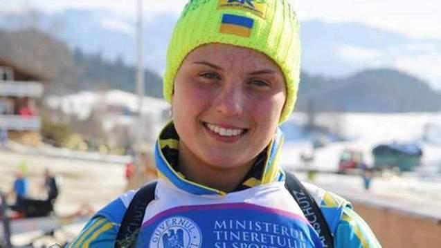"""Результат пошуку зображень за запитом """"чемпіонка світу серед юніорів в індивідуальній гонці Анна Кривонос"""""""