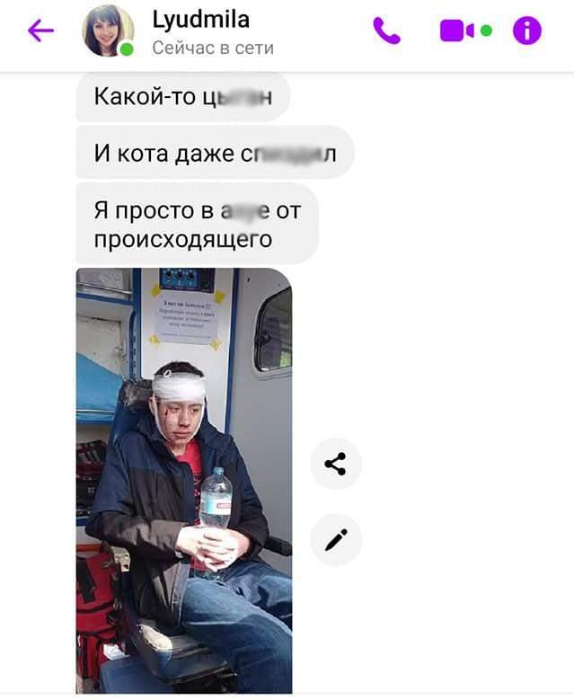 Пограбування Дніпро Роми Побиття Дитина Кіт Пес Тварини