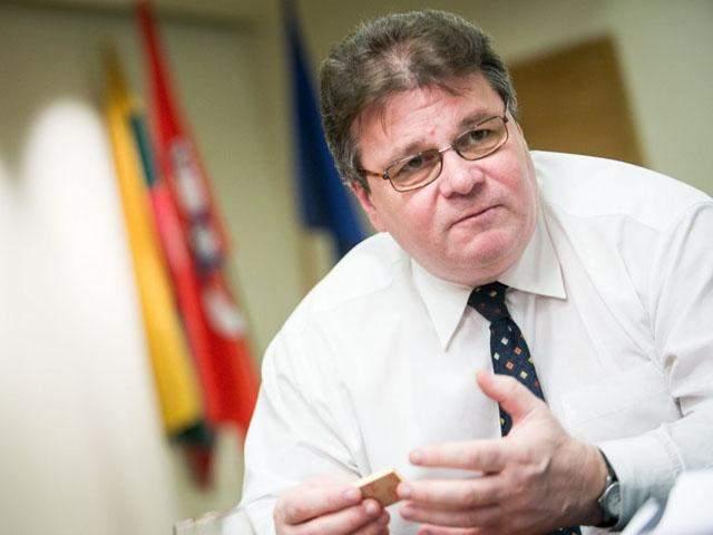 478806 Потрібно розглянути питання про військову допомогу Україні, — МЗС Литви