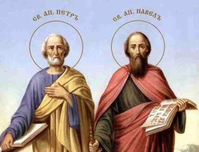День Петра и Павла: дата и традиции празднования в Украине