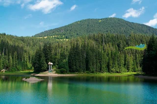 Озеро Синевир або Морське око