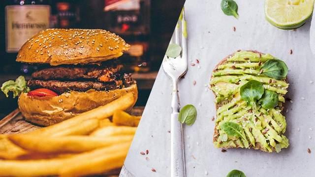 Какие продукты содержат полезные и вредные жиры: список
