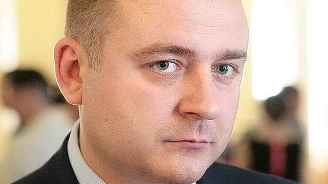 Артем Витко: Пока мы отстаивали нашу землю, Сергей Рыбалко уже рисовал схемы работы с ОРДЛО