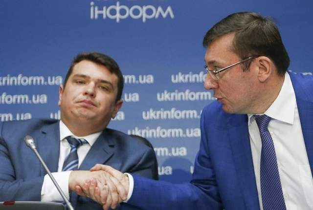 Дело НАБУ против миграционной службы: факты и фальстарт Луценко